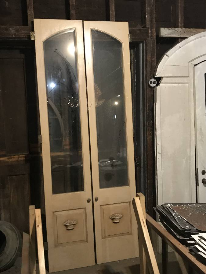 Tall French Doors