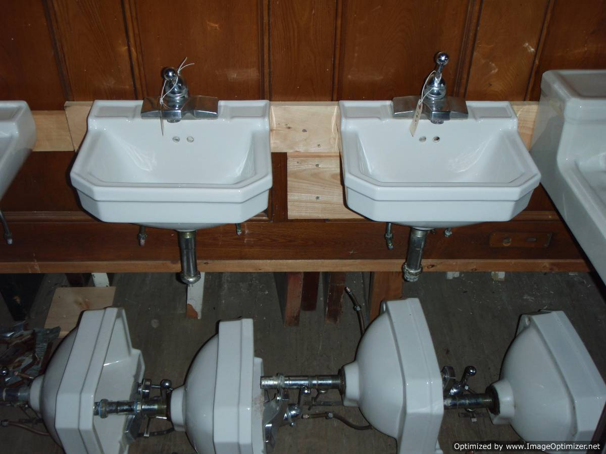 Grade School Sinks  14