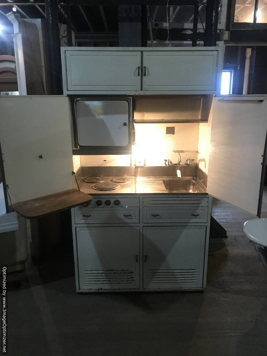 Parsons Kitchen Unit