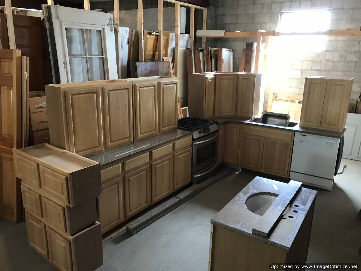 Kitchen Cabinets!