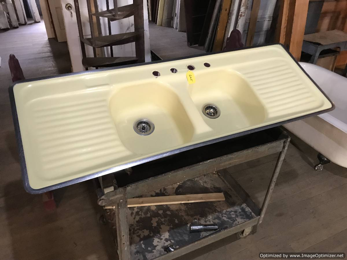 Yellow Sink
