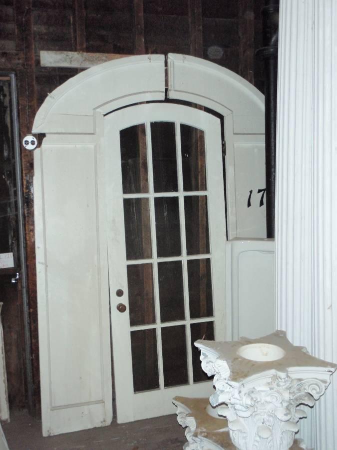 Round top Door
