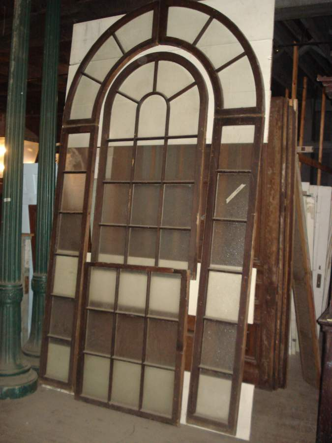 Lg Arch Window Sash Set